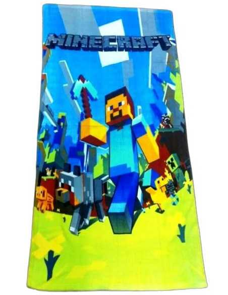 Полотенце Minecraft