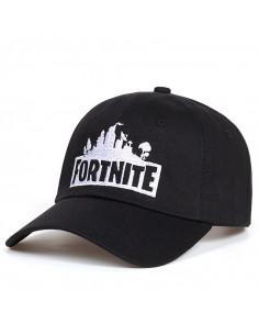 Кепка бейсболка Fortnite черная