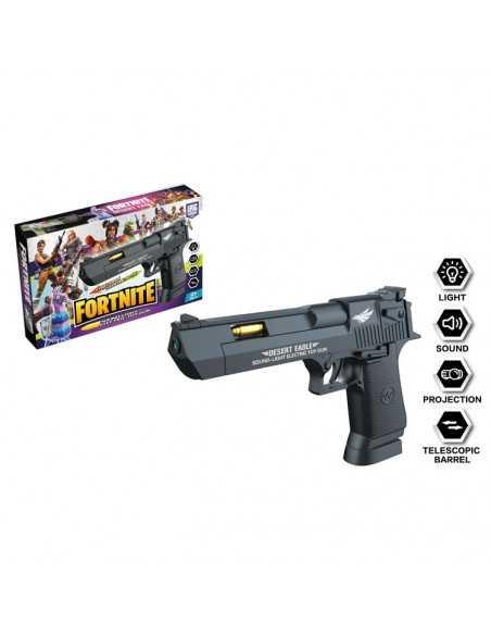 Пистолет Magnum Desert Eagle Fortnite черный