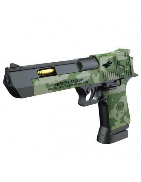 Пистолет Magnum Desert Eagle Fortnite камуфляж