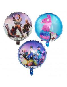 Воздушный шар Fortnite фольгированнный