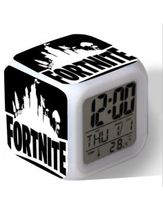 Часы будильник LED Fortnite