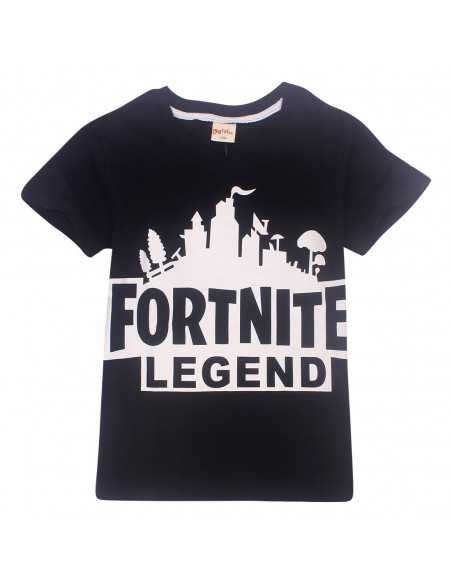 Футболка Fortnite Legends черная