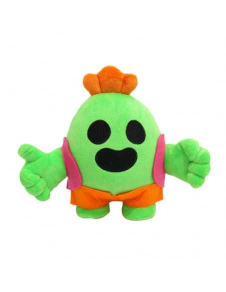 Мягкая игрушка Спайк Spike из Brawl Stars