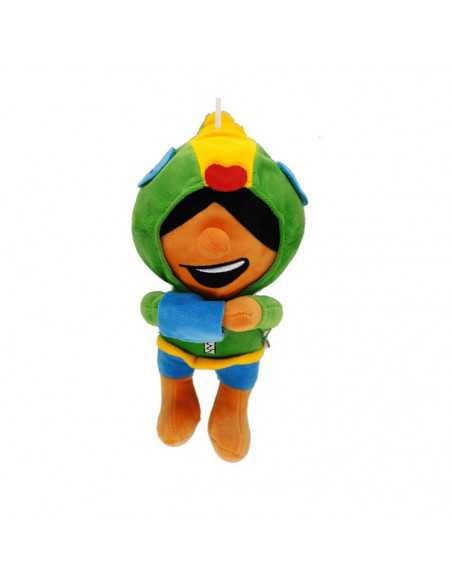 Мягкая игрушка Леон Leon из Brawl Stars Бравл Старс