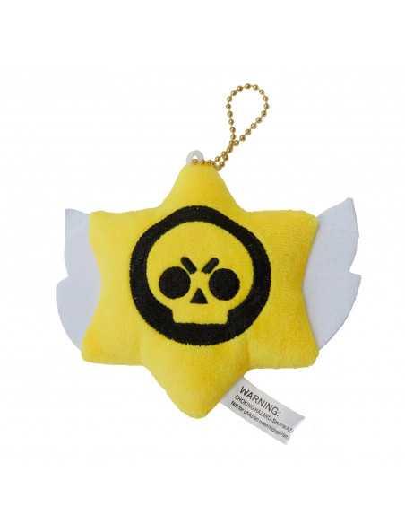 Мягкая игрушка-брелок Звезда Brawl Stars