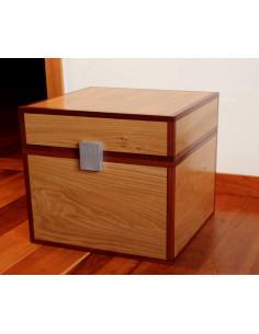 """Ящик для хранения игрушек """"Сундук"""" Minecraft"""