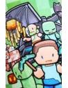 Тапочки Minecraft