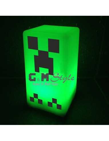 Ночной светильник Creeper Minecraft