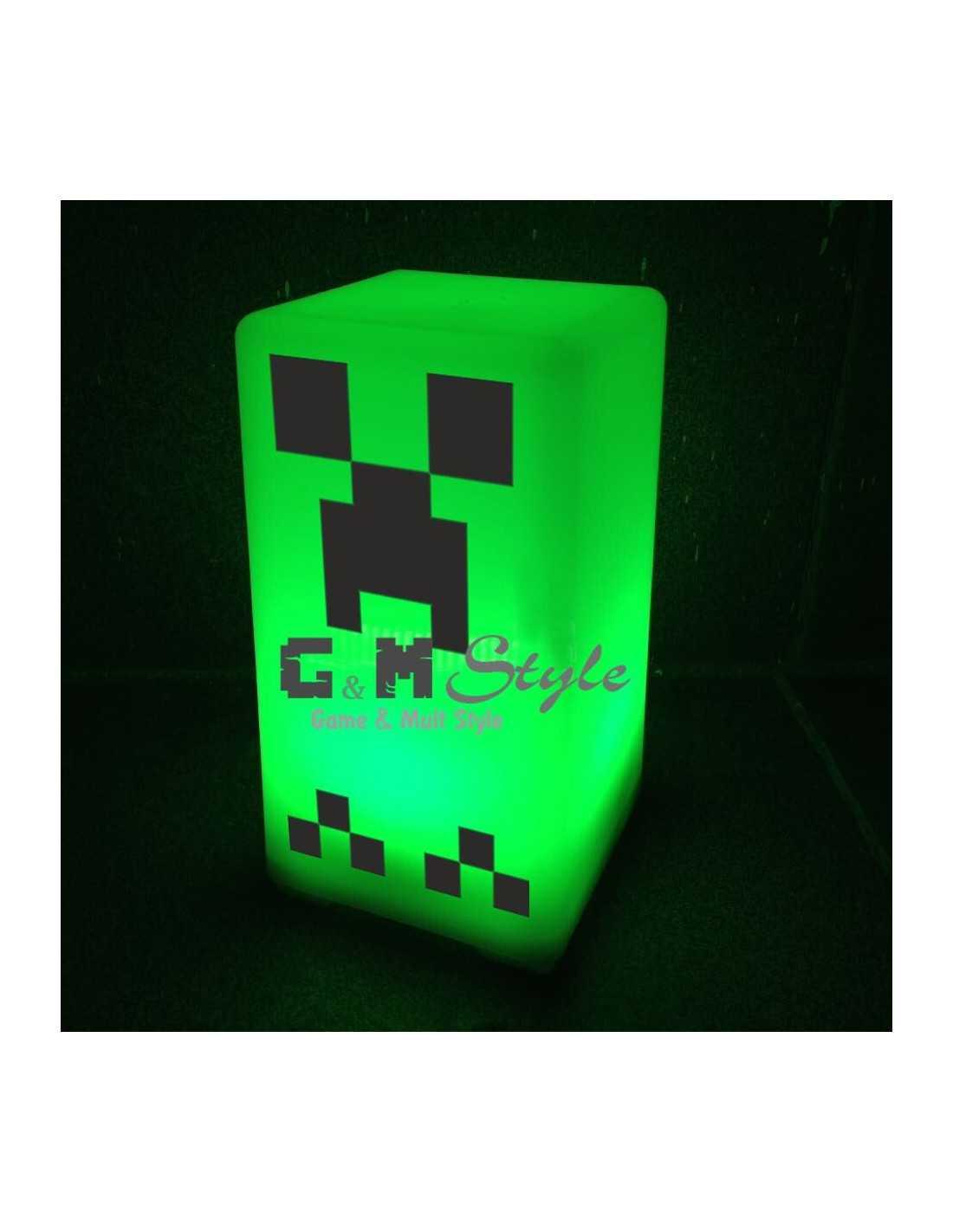 Ночной светильник Creper Minecraft