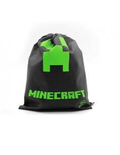 Мешочек Minecraft черный