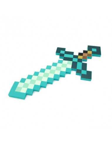Зачарованный Алмазный меч Minecraft