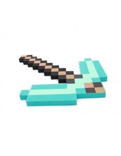Зачарованная Алмазная кирка Minecraft