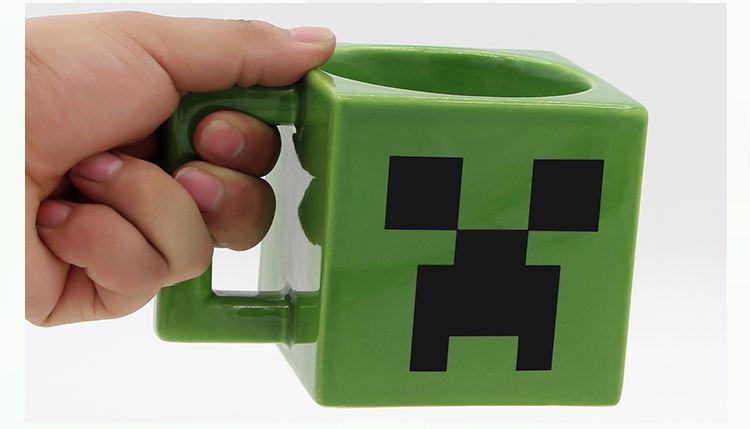 Кружка Minecraft Creeper Cup