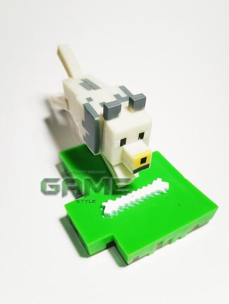 Полный набор фигурок статуэток Minecraft