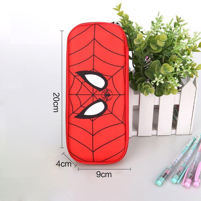 Пенал Marvel Spider-Man красный