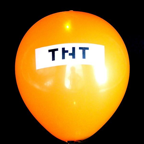 Оранжевый TNT